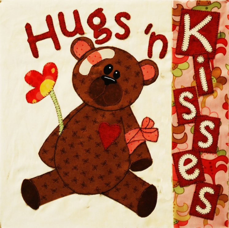 Hugs and Kisses-Signature Series E-Pattern
