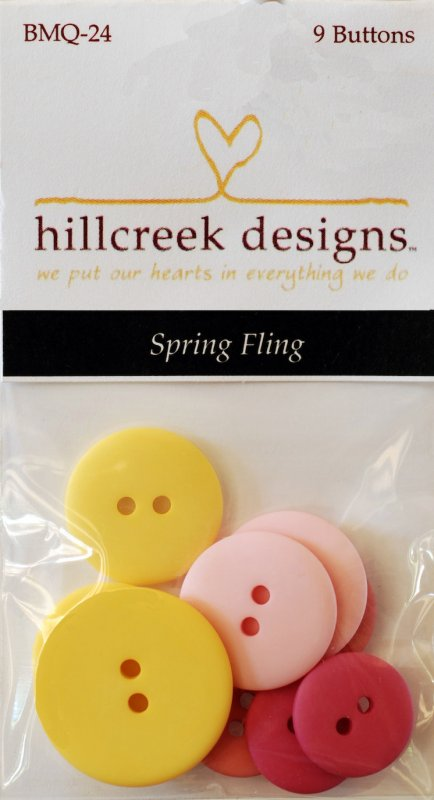 Button Pack for Spring Fling