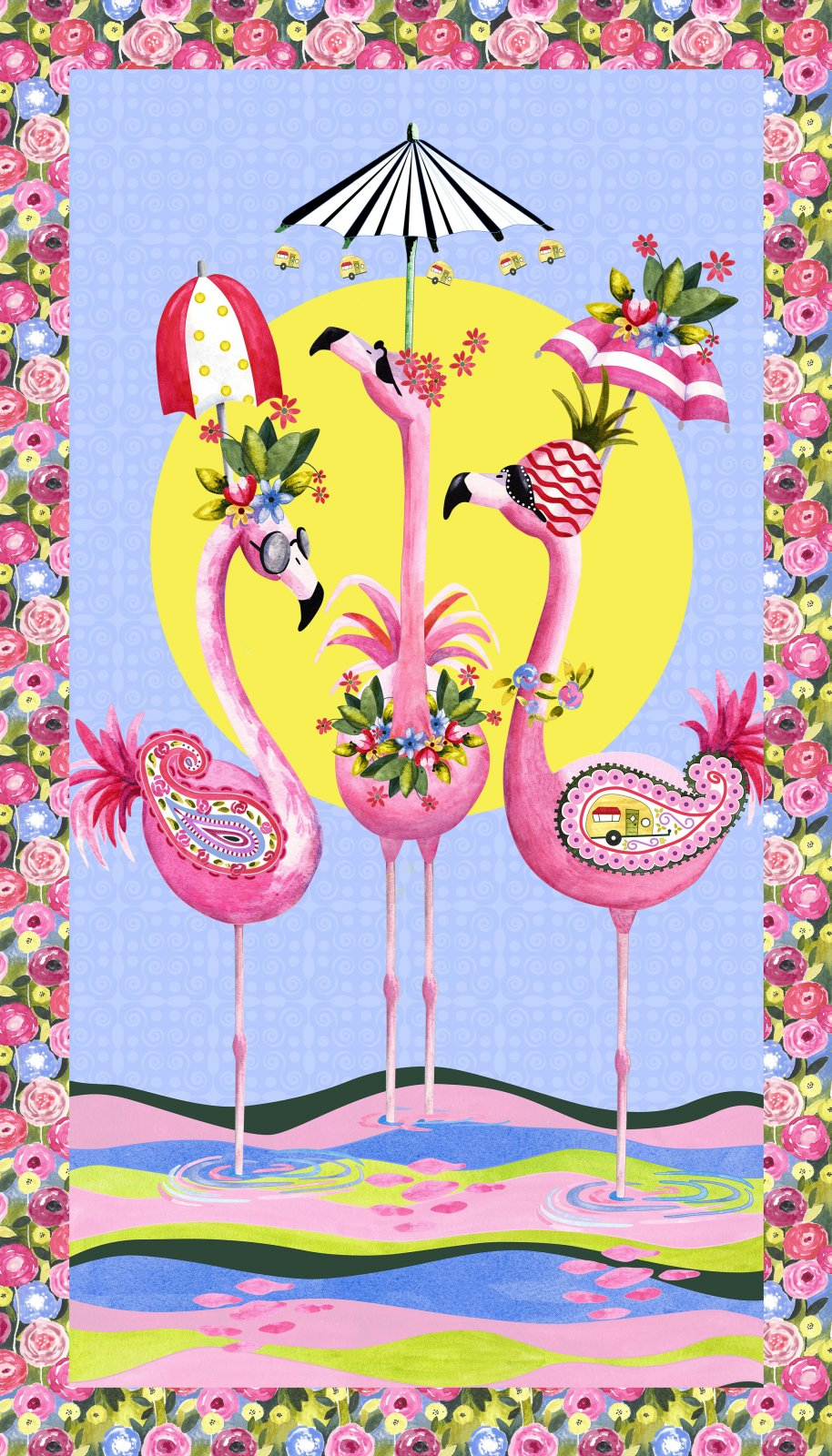 Flamingo Fantastico FLAMINGO PANEL MULTI (FA-27382-X)