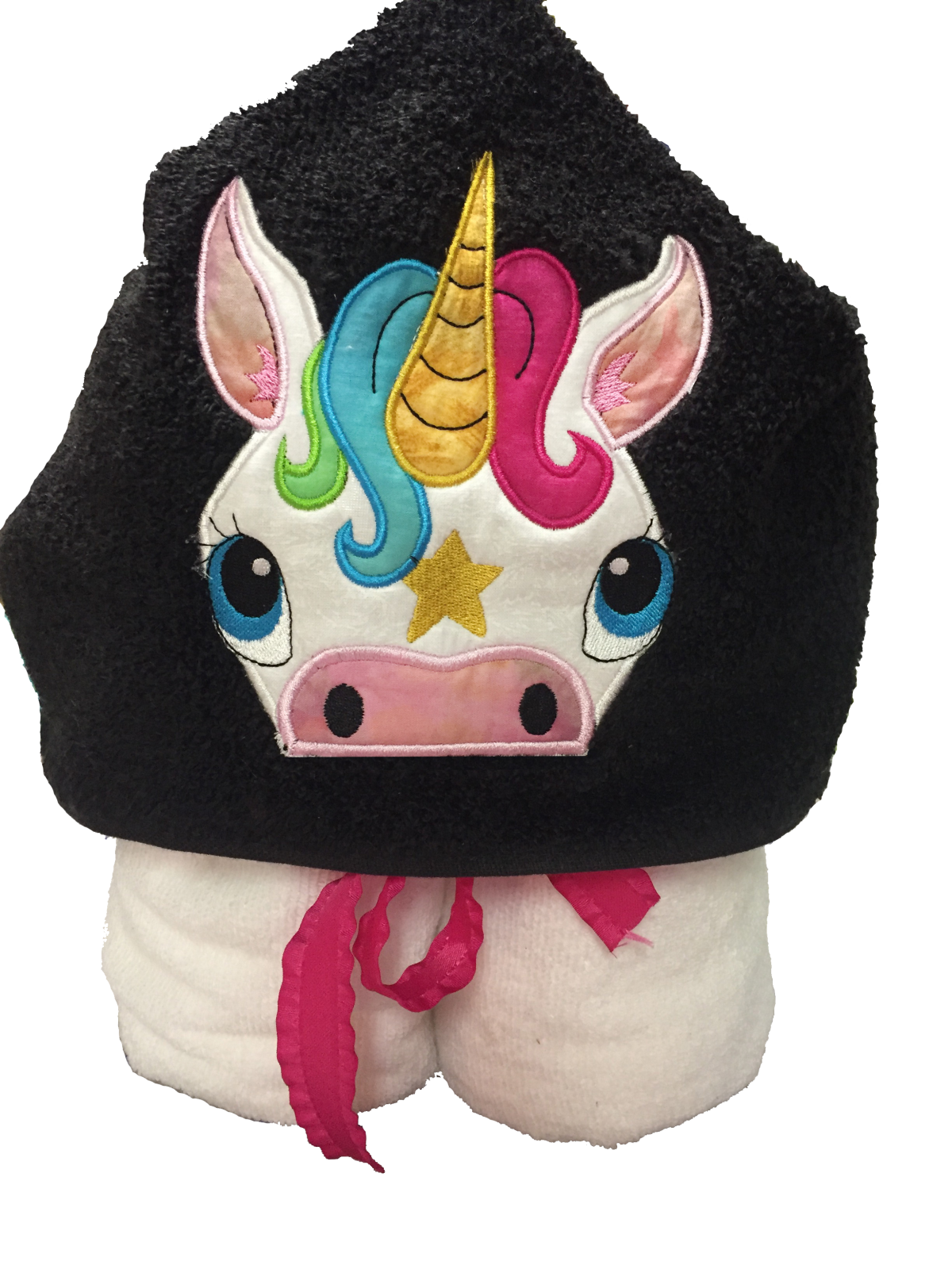 Unicorn Towel Hoodie project CD (GP-105-DDE)