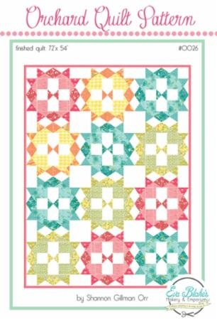 Orchard Quilt Pattern