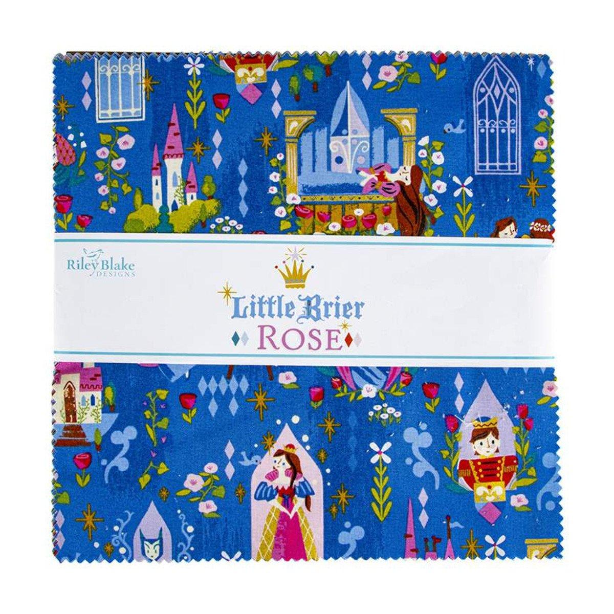 Little Briar Rose - 10 Stacker