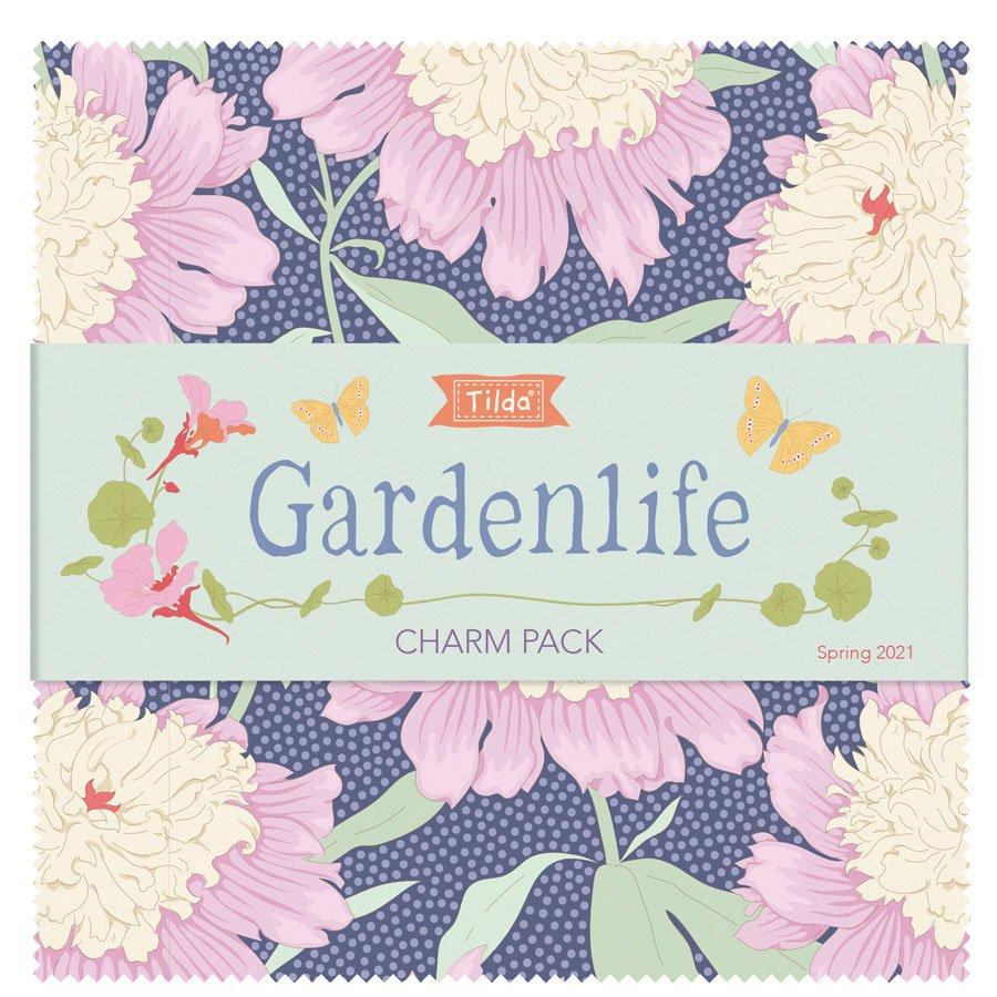 Garden Life - 5 Charm Pack, 40 pc