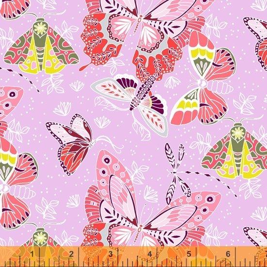 Aerial Flock - Lilac