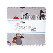 Spooky Hollow - Charm Pack (5 inch stacker)