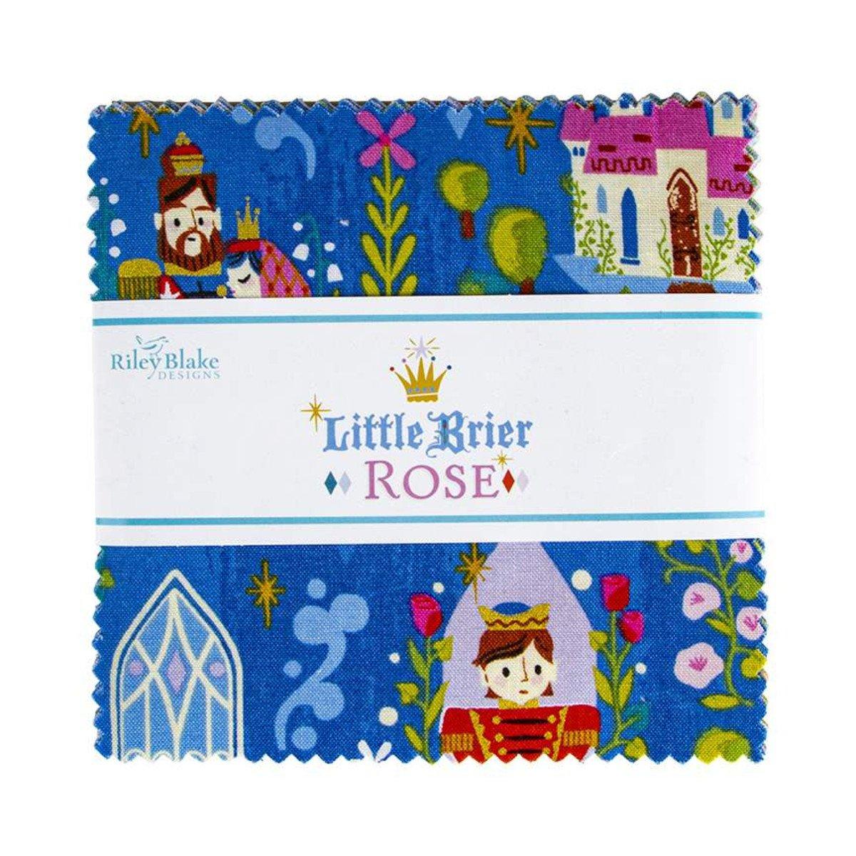 Little Briar Rose - 5 Stacker