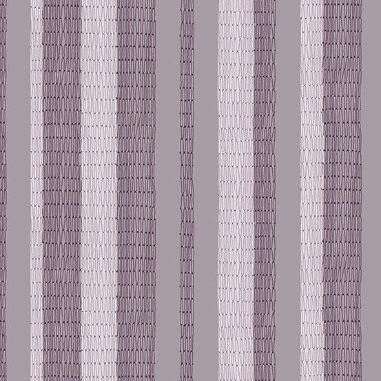 Solstice Weave Stripe Amethyst