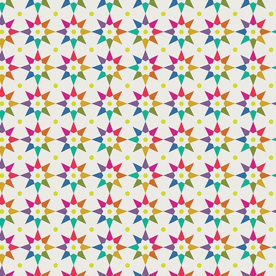 Art Theory Rainbow Star - Day