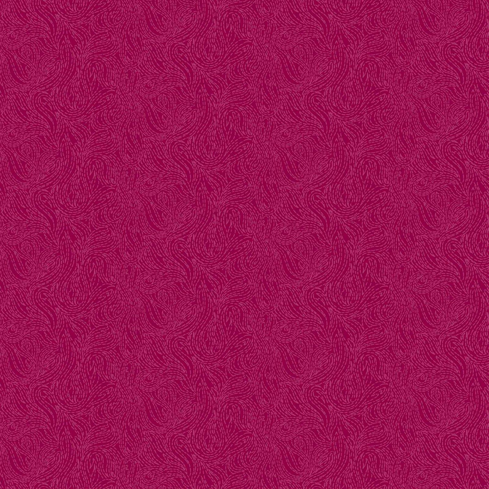 Figo Elements - Whorls Fuchsia