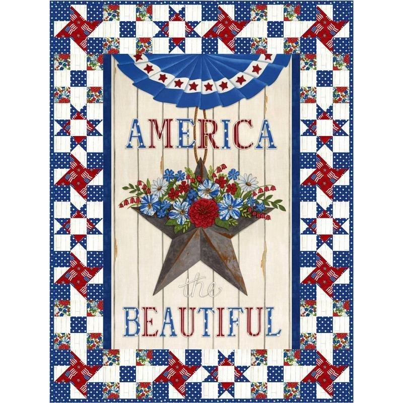 America the Beautiful - Kit
