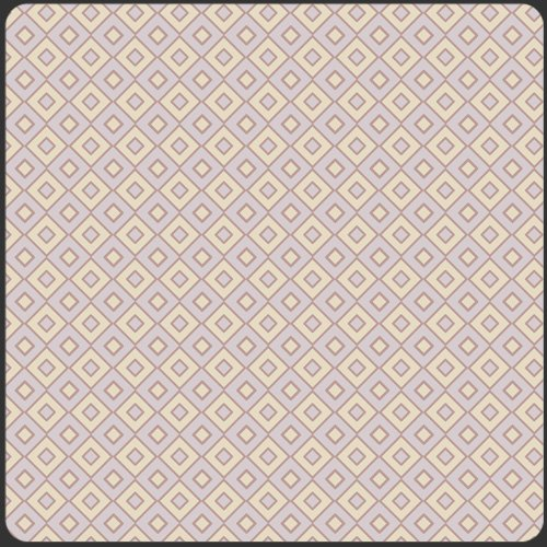 Art Gallery - Lilac Moorish Rug