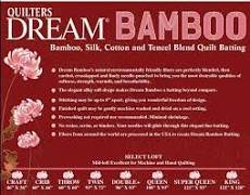 Quilters Dream Bamboo Crib Size (Select Loft)