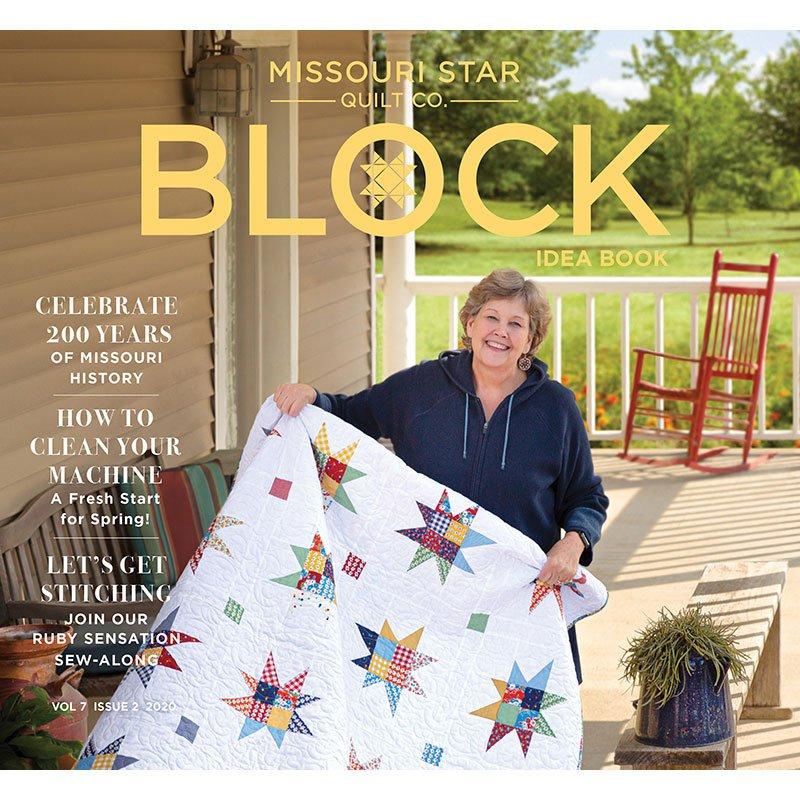 Block Idea Book - Volume 7, Issue 2  2020