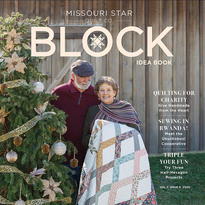 Block Idea Book - Volume 7, Issue 6  2020