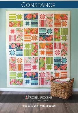 CONSTANCE Quilt Kit, TWIN