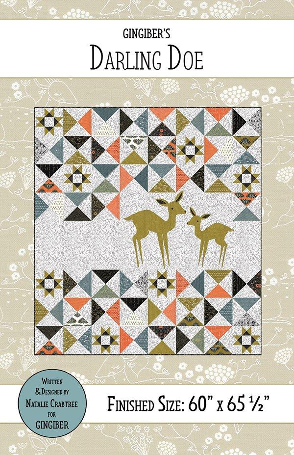 Darling Doe Quilt Pattern