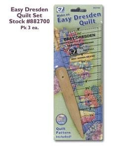 Easy Dresden Ruler