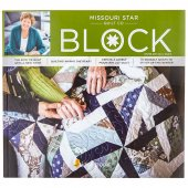 Block Magazine- Missouri Star Quilt Co- Early Winter 2019