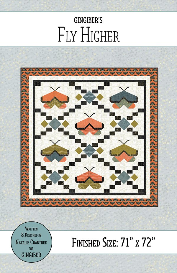 Fly Higher Quilt Pattern
