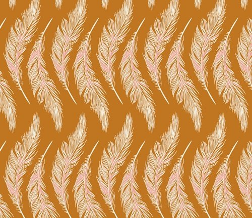Homebody - Presently Plumes Gold
