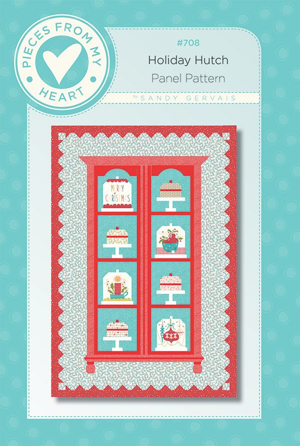 Holiday Hutch Panel kit