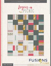 Joyous Picnic (Printemps Fusion) Pattern