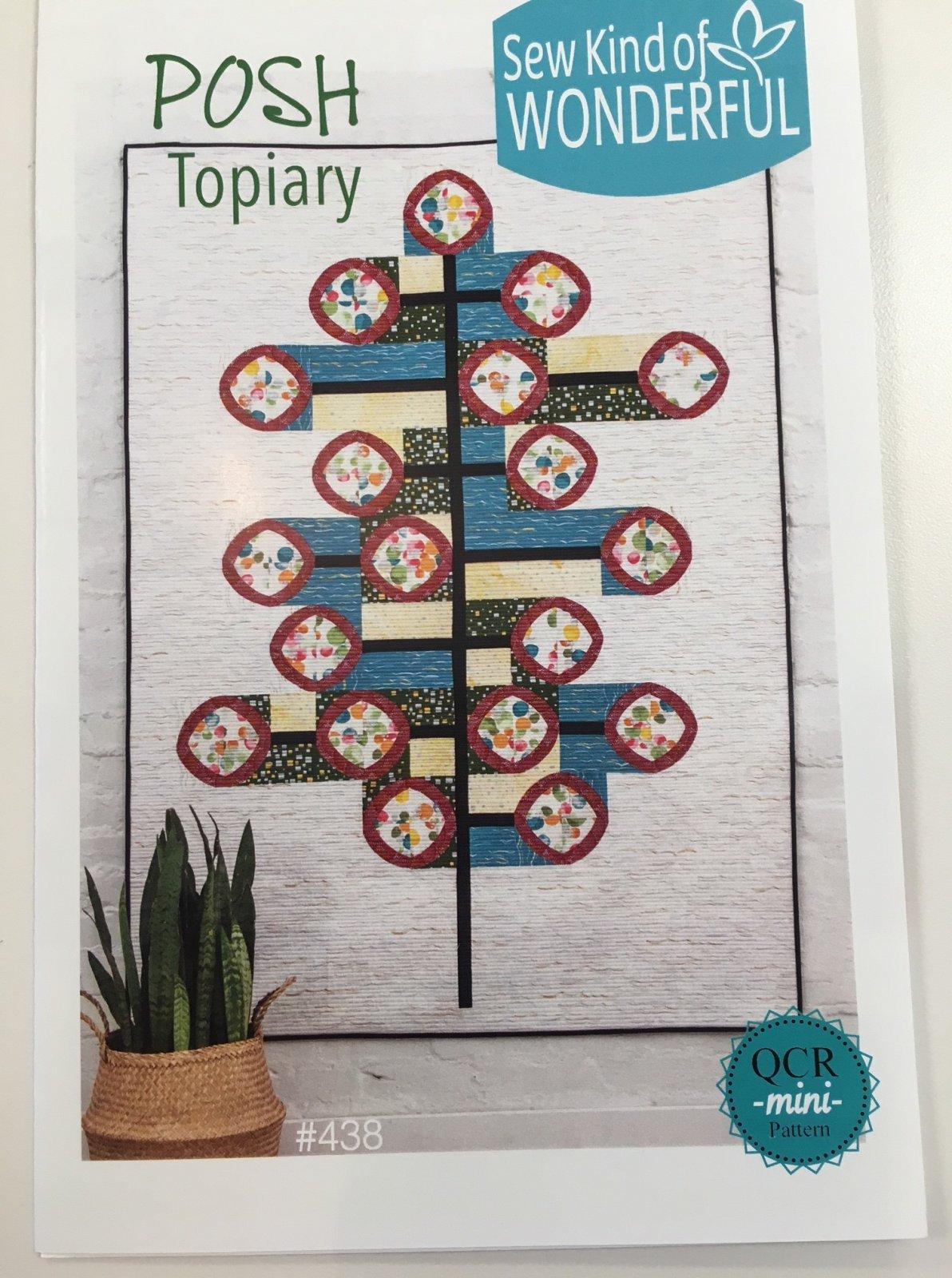 Posh Topiary
