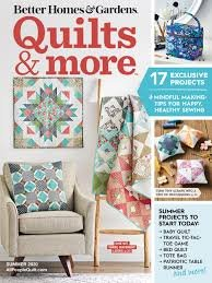 Quilts and More Summer 2020