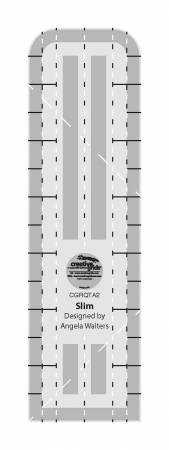 Slim Creative Grids Quilting Ruler