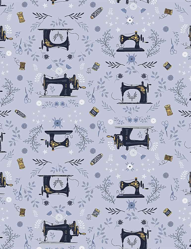 Sew On & Sew Forth - Celestial Sewing Machines