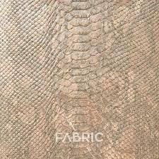 Natural Cork-Textured Golden Python