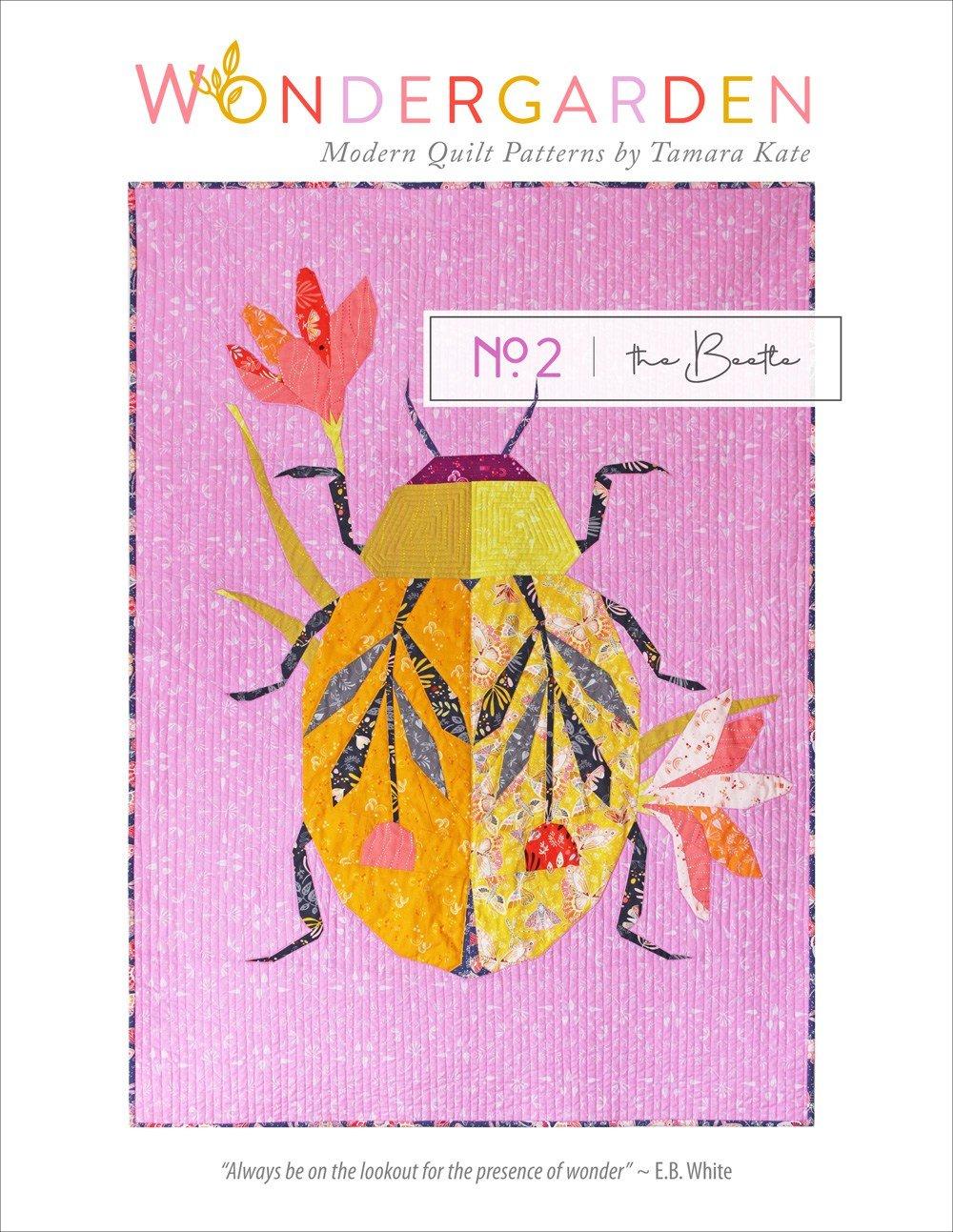WonderGarden No. 2 the Beetle by Tamara Kate