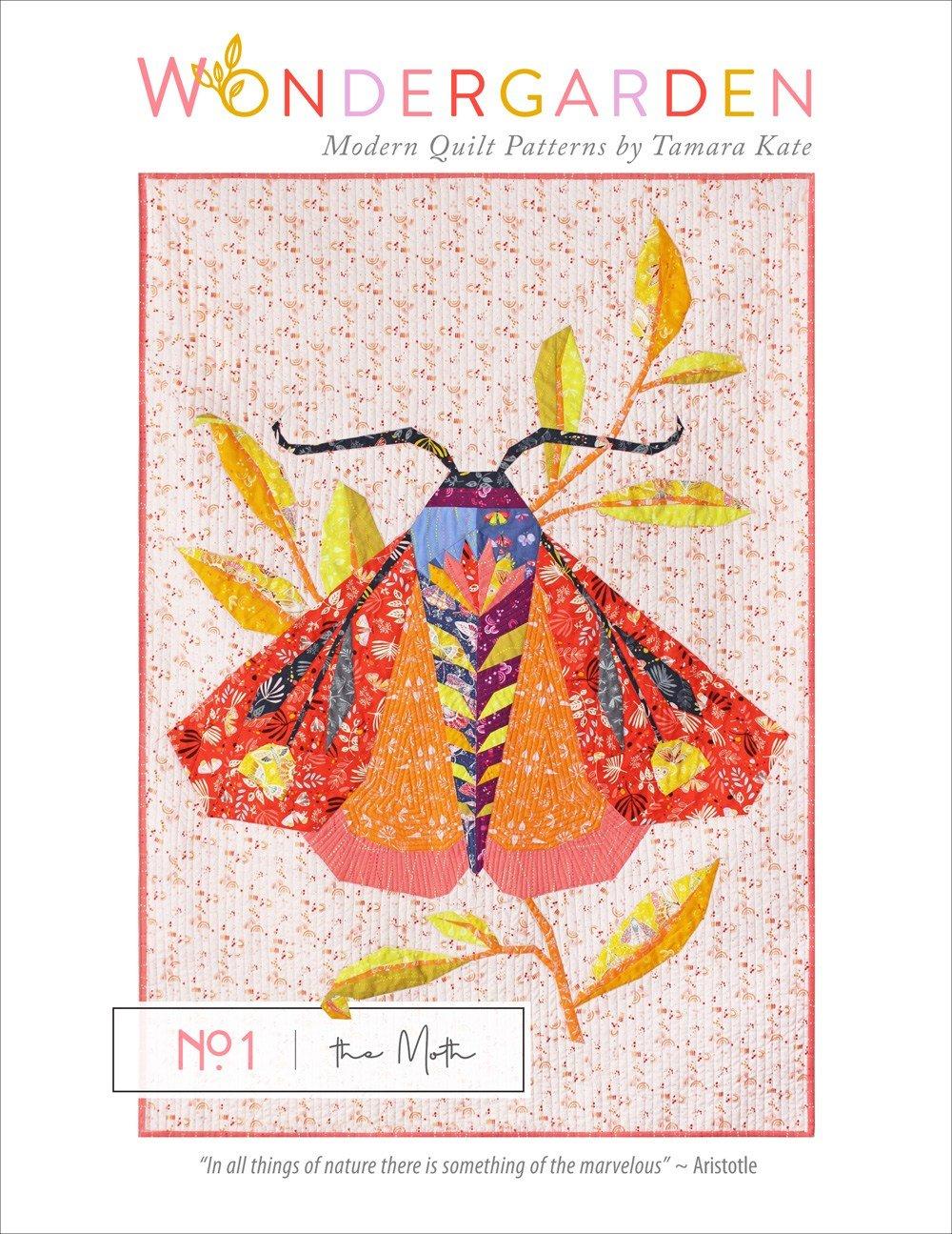 WonderGarden No. 1 the Moth by Tamara Kate