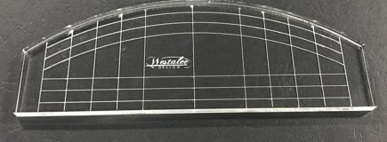 Westalee Low Shank Ruler Foot and 12 Arc Template
