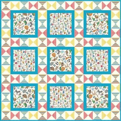 Free Pattern - Wild Things