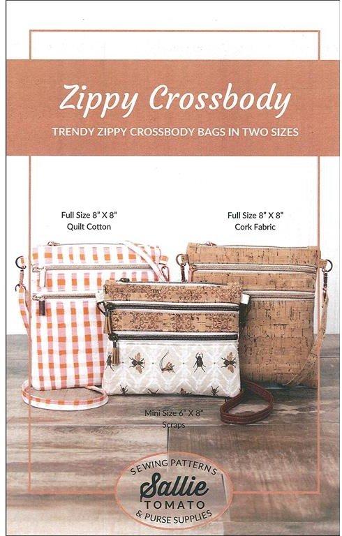 Zippy Crossbody Bags