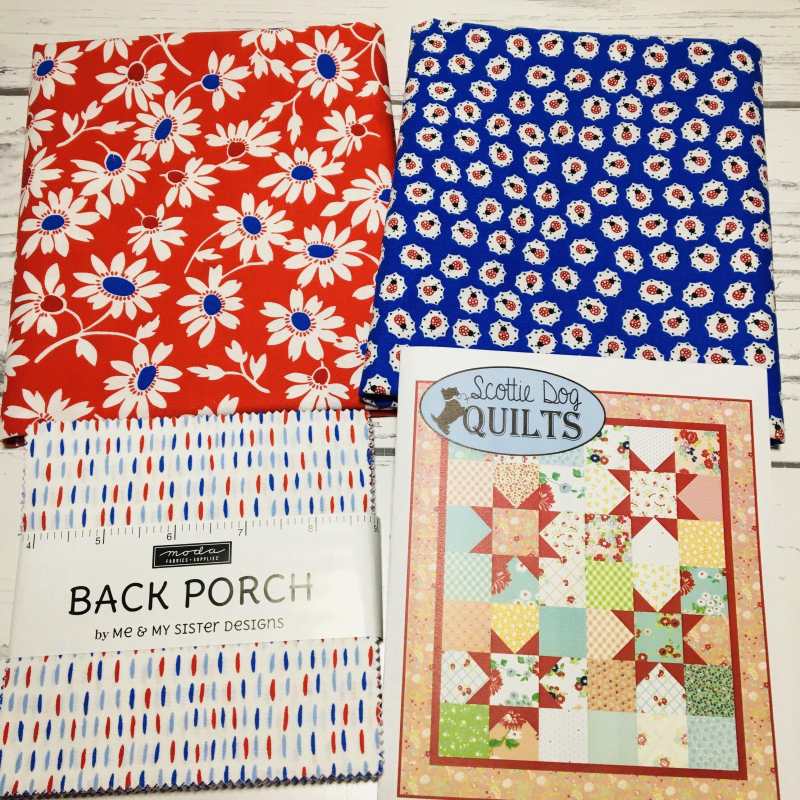 Back Porch Quilt Kit