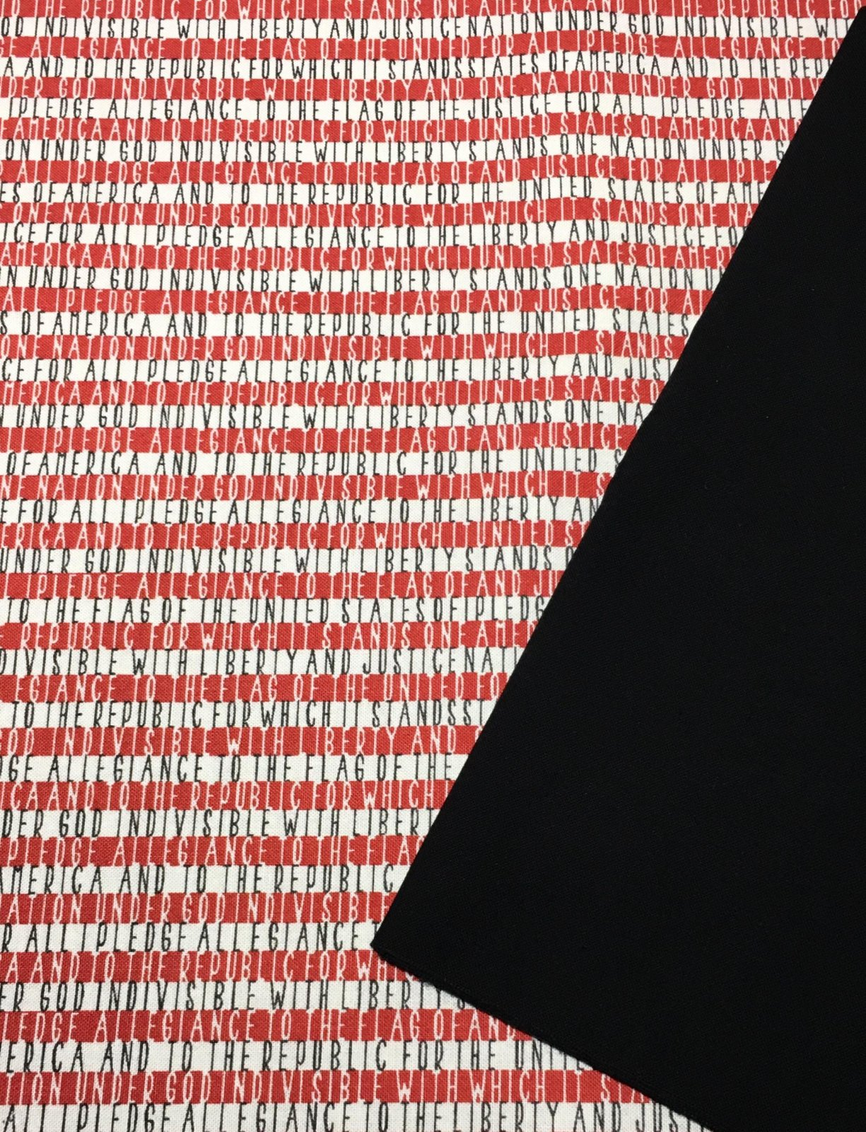 Backing & Binding Kit for Americana Flag