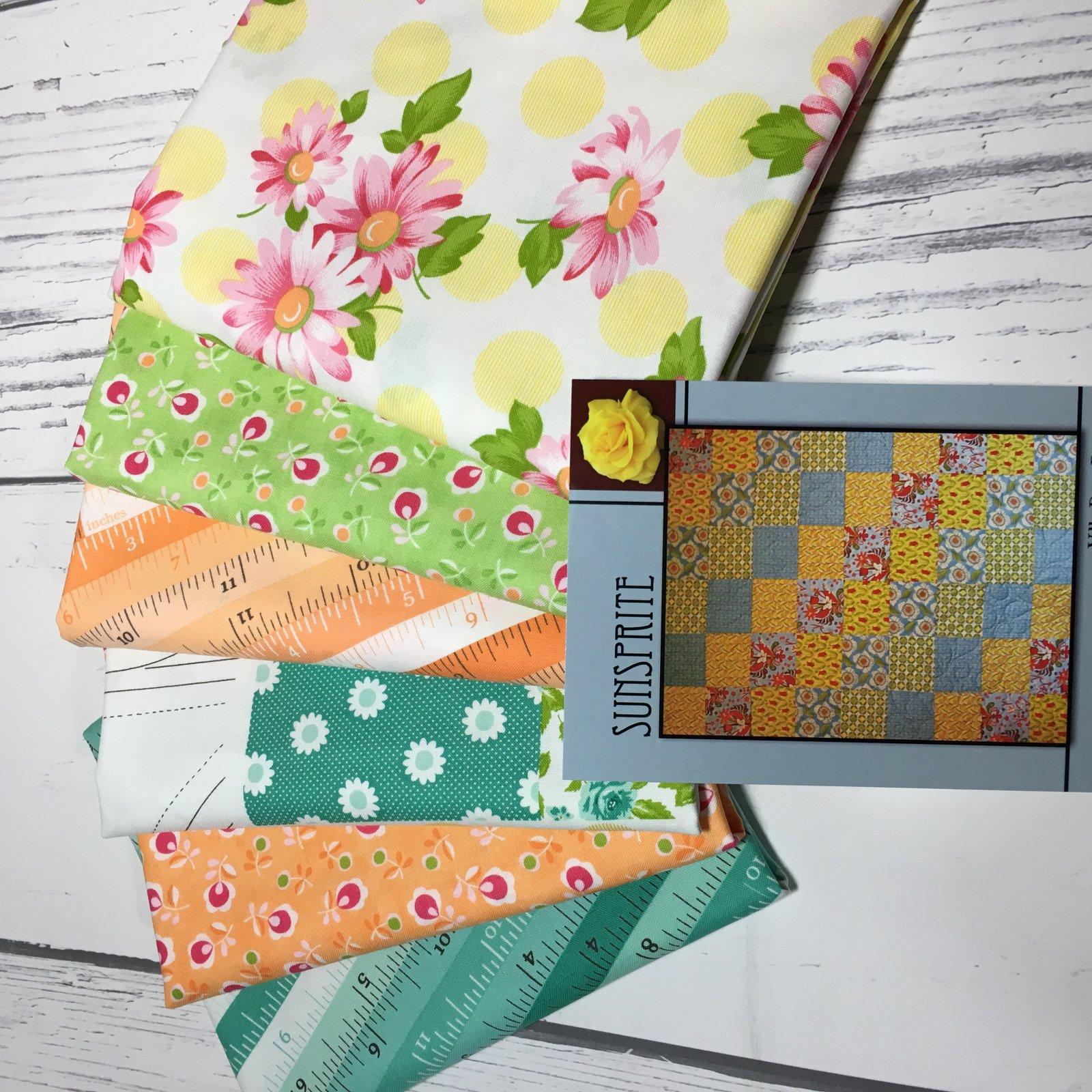 Sew Stitchy Quilt Kit