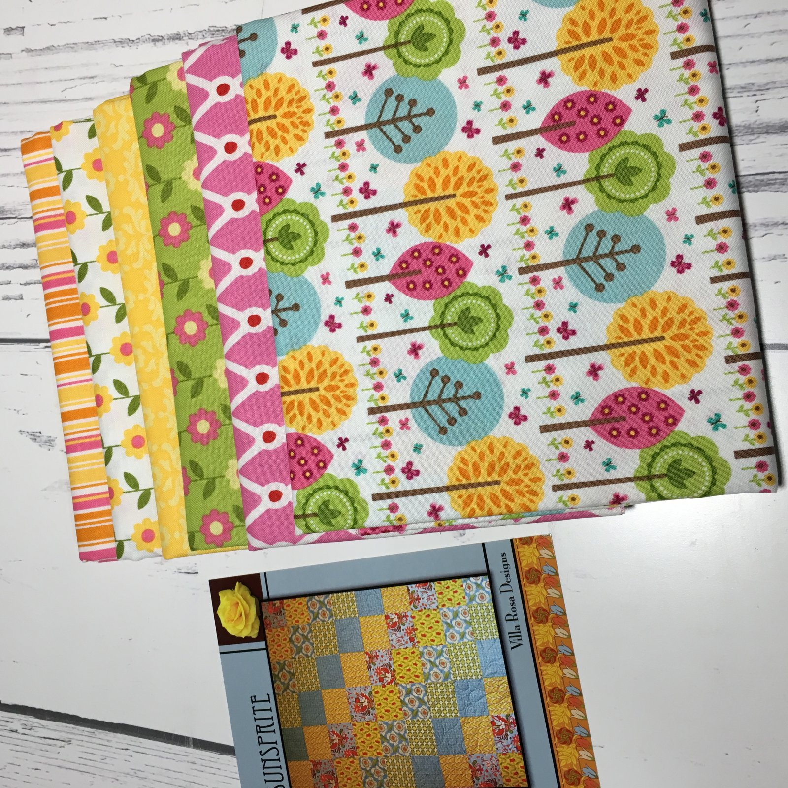 Summer Song Quilt Kit