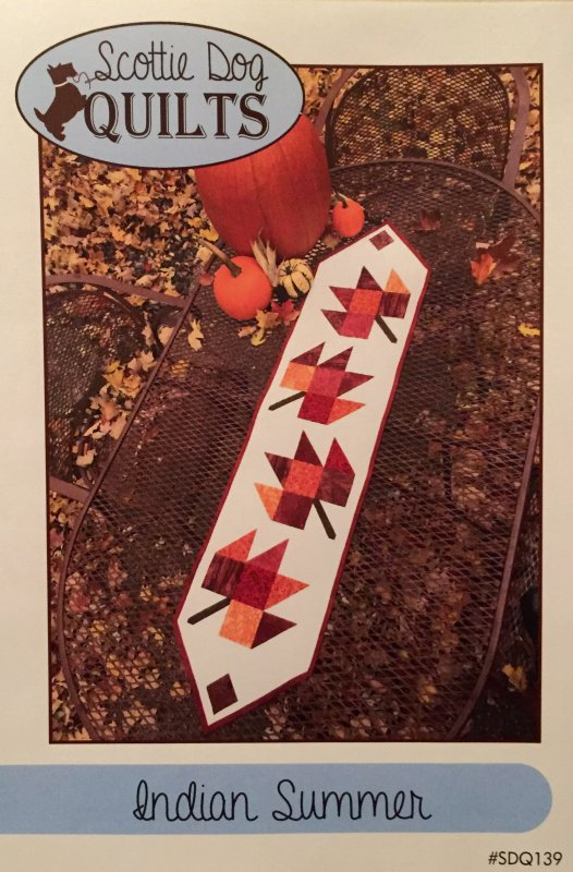 Indian Summer Table Runner Kit