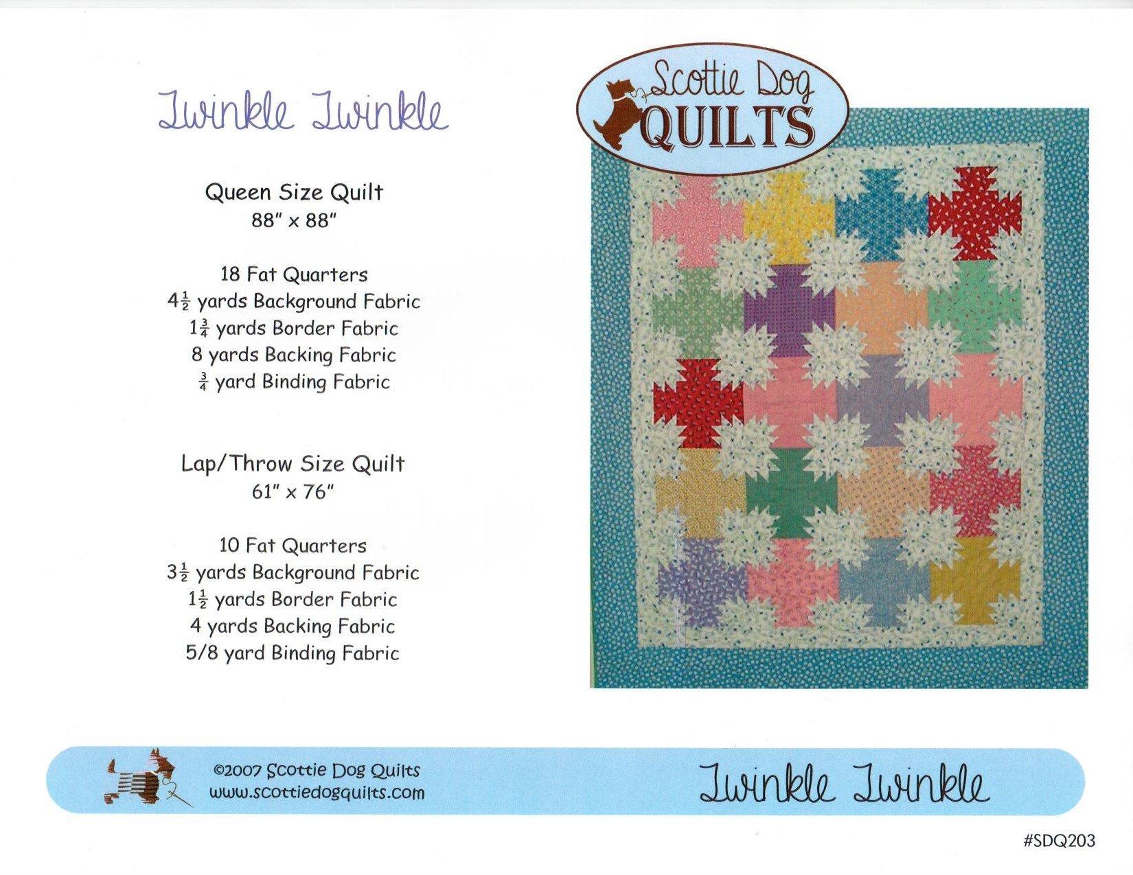 Twinkle Twinkle Quilt Pattern