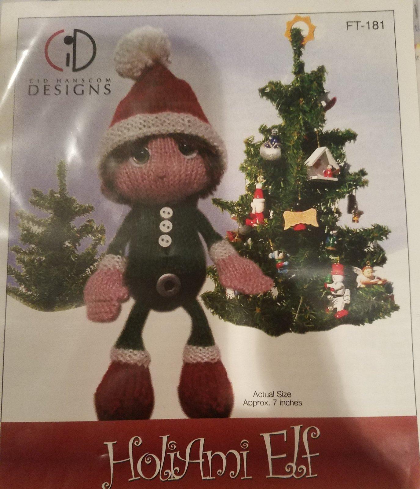 HoliAmi Elf by Cid Hanscom