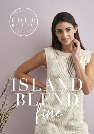 Rowan 4 Projects Island Blend Fine by Quail Studio
