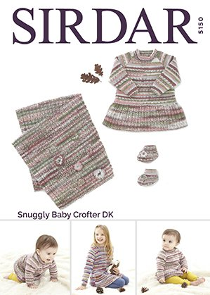 Sirdar Baby Crofter DK Patterns