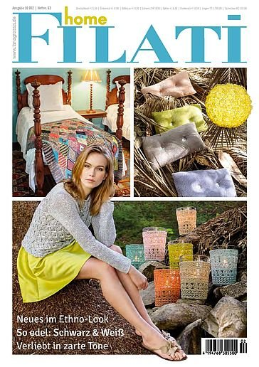 Filati Handknitting Issue 63