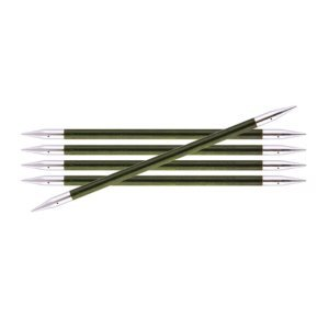 Royale 6 Double Point Needles (Set of 5) by Knitters Pride