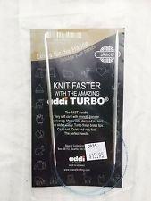 Addi Turbo 32 Circular Knitting Needles