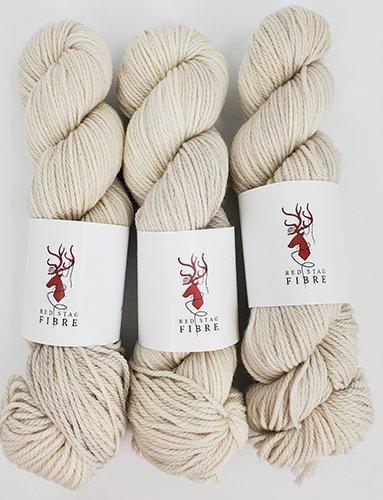 Red Stag Fibre Estate Aran Yarn