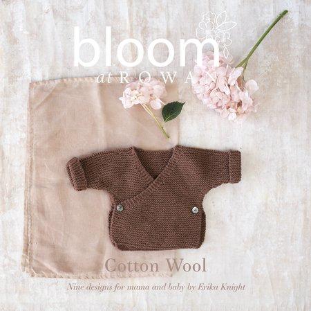 Rowan Bloom Book 1 - Cotton Wool by Erika Knight